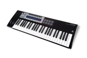 Novation Remote 49 SL Compact USB Midi Controller Keyboard
