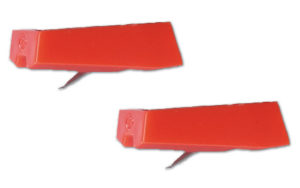 Numark Groove Tool Replacement Styli (pair)