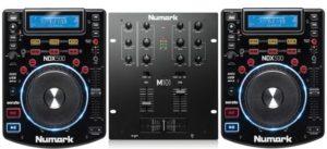 Numark NDX500 + M101USB Bundle