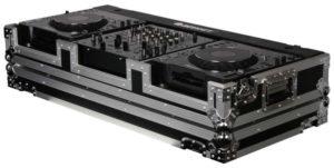 Odyssey Gear – CD/Digital Media Player DJ Coffin (Wheels)
