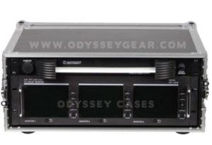 Odyssey Gear – FRER4 Effects Rack Case 4U