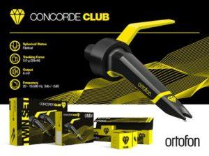 Ortofon Concorde MkII CLUB (pair)