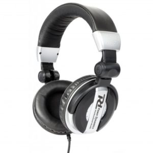 Power Dynamics PDM200 Pro DJ Headphone – Silver