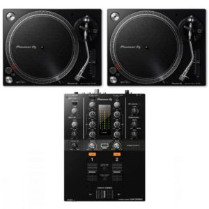 Pioneer 2 x PLX500K + DJM-250MK2  Combo