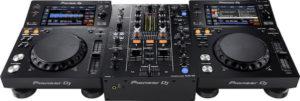 Pioneer 2 x XDJ700 + DJM-450 Combo