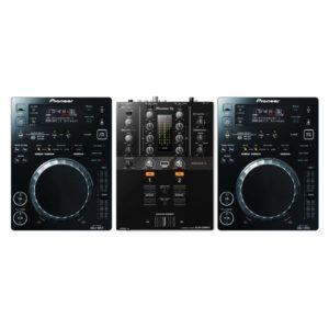 Pioneer CDJ350 + DJM250 MK2 Rekordbox Combo
