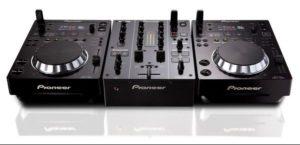 Pioneer CDJ350 + DJM350 Combo