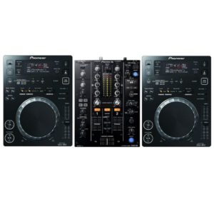 Pioneer CDJ350 + DJM450 Rekordbox DJ Combo