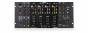 Pioneer DJM5000 Mixer Four Channel Rack Mount DJ Mixer