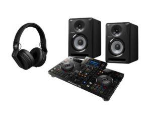Pioneer XDJ-RX2 + S-DJ50X + HDJ-X5 Combo