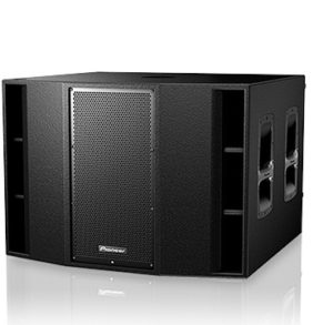 Pioneer XPRS 215S Dual 15-inch Active Subwoofer