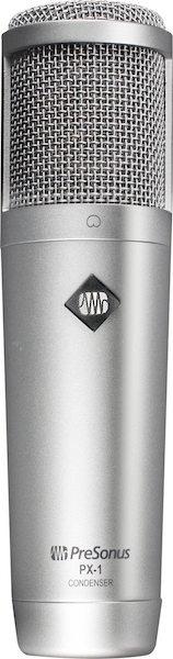 Presonus PX-1 Large Diaphragm Cardioid Condenser Microphone