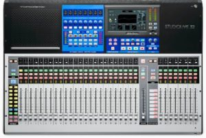 Presonus StudioLive 32: 32-channel Digital Mixer and USB Audio Interface with Motorized Faders