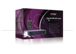 Prodipe Headset 100 UHF Lanen Wireless System