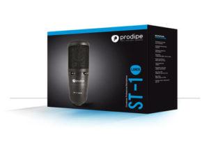 Prodipe ST1 Lanen Studio Microphone
