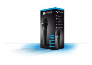 Prodipe TT1-Lanen Dynamic Microphone w switch