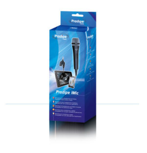 Prodipe iMic Microphone for Tablets Smart Phones.