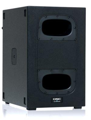 QSC KS212C Active Dual 12-inch Cardioid Subwoofer