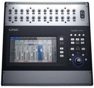 QSC TouchMix 30 Pro 32 Channel Digital Mixer