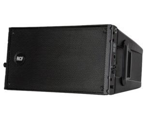 RCF D Line HDL 10-A Active Line Array Module 700w 133dB
