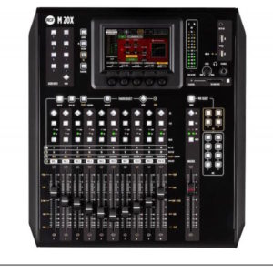 RCF M20X Fully-Featured Compact Digital Mixer