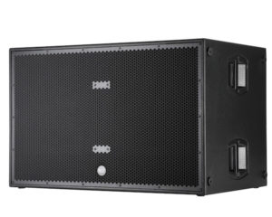 RCF SUB 8006-AS Active High Power Subwoofer 2500w 141dB