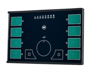 RCF TS 9918 Touch-Sensitive Remote Control