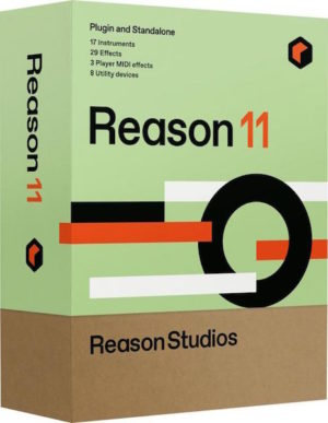 Propellerheads Reason 10 Music Production Software