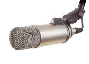 RODE Broadcast Condenser Microphone