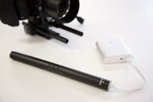 RODE NTG4+ Directional Condenser Microphone with Inbuilt Battery