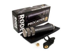 RODE Procaster Broadcast Dynamic Mic