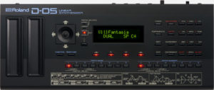 Roland D-05 Linear Synthesizer