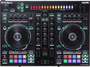 Roland DJ-505 Serato Pro DJ Controller
