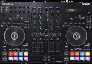 Roland DJ707M DJ Controller – For The Mobile DJ