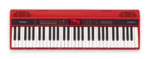 Roland GO-61K – GO-KEYS Arranger Keyboard
