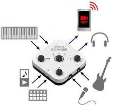 Roland GO:Mixer – Smart Mixer for Smartphones