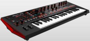 Roland JD-Xi Analog/Digital Synths Keyboard