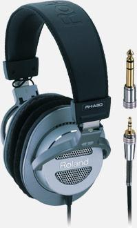 Roland RH-A30 Monitor Headphones Open Ear