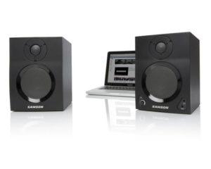 Samson MediaOne BT4 – Active Studio Monitors with Bluetooth (pair)