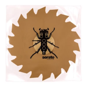 Serato X Thud Rumble Weapons of Wax #4 (Buzz) 12″