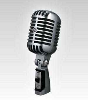 Shure 55 SH Unidyne Vocal Microphone