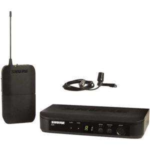 Shure BLX14E/CVL Wireless Presenter System with CVL Lavalier Microphone