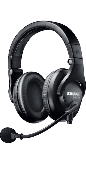 Shure BRH440M Dual-Sided Intercom Headset