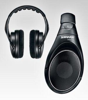 Shure SRH1440 Professional Open-Back Headphones