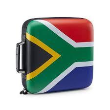 Slappa 240 HardBody Pro CD Case SA Flag