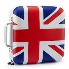 Slappa 240 HardBody Pro CD Case UK Flag
