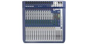Soundcraft Signature 16 Mixer