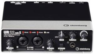 Steinberg UR22mkII USB Audio Interface