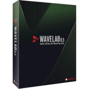 Steinberg Wavelab 8.5 Audio Editing and Mastering Suite
