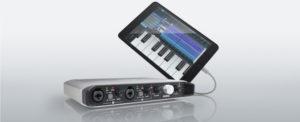 Tascam iXR USB Audio MIDI Interface for iOS/Mac/Win